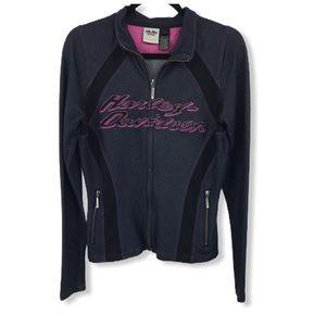HARLEY-DAVIDSON Women's Jacket Size Small